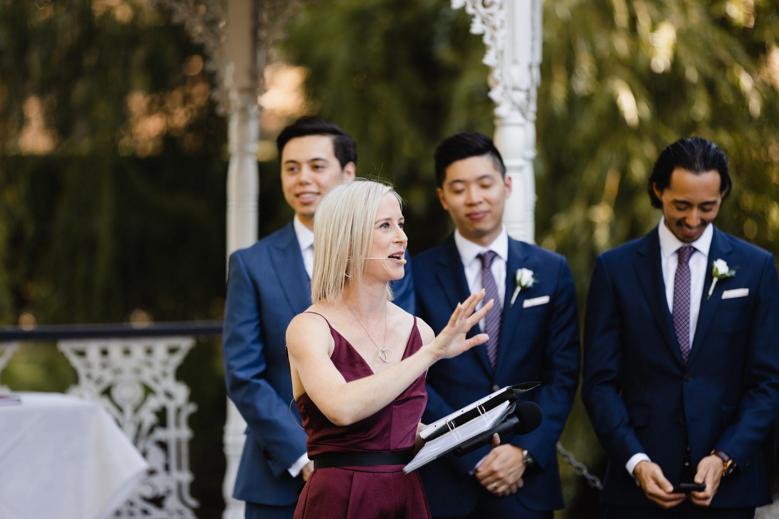 Wedding Celebrant Victoria