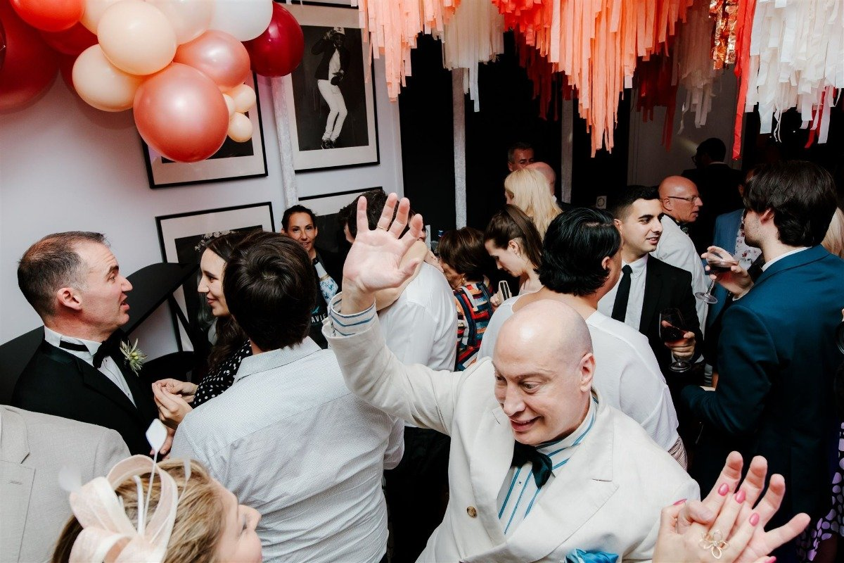 Melbourne Same Sex Wedding Photographer Dance Floor