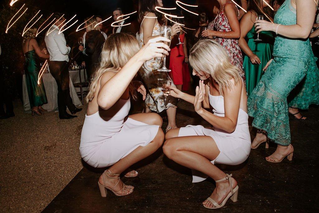 Same Sex Couple Dance To Wedding DJ In Melbourne