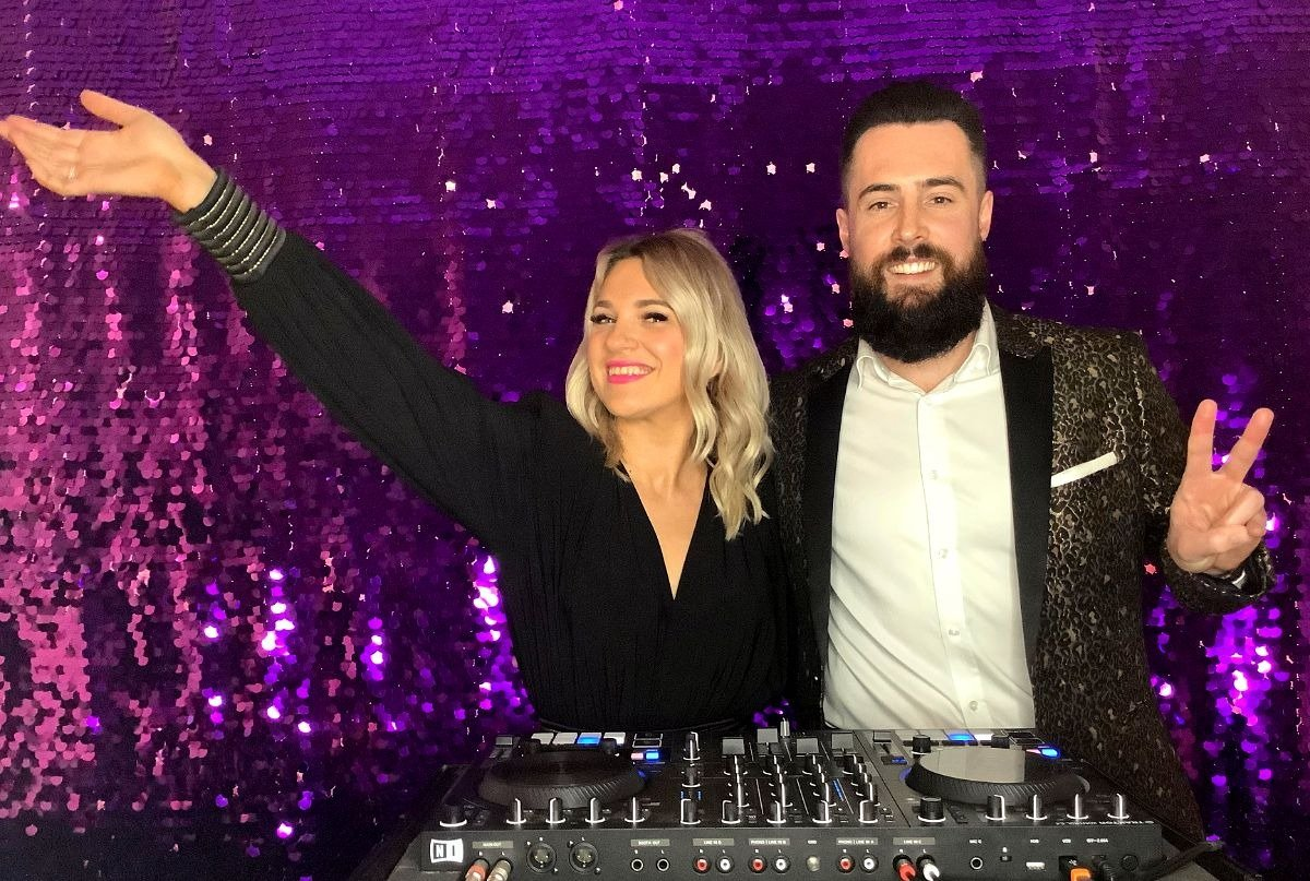 Melbourne DJs One More Song Play Wedding Music Livestream