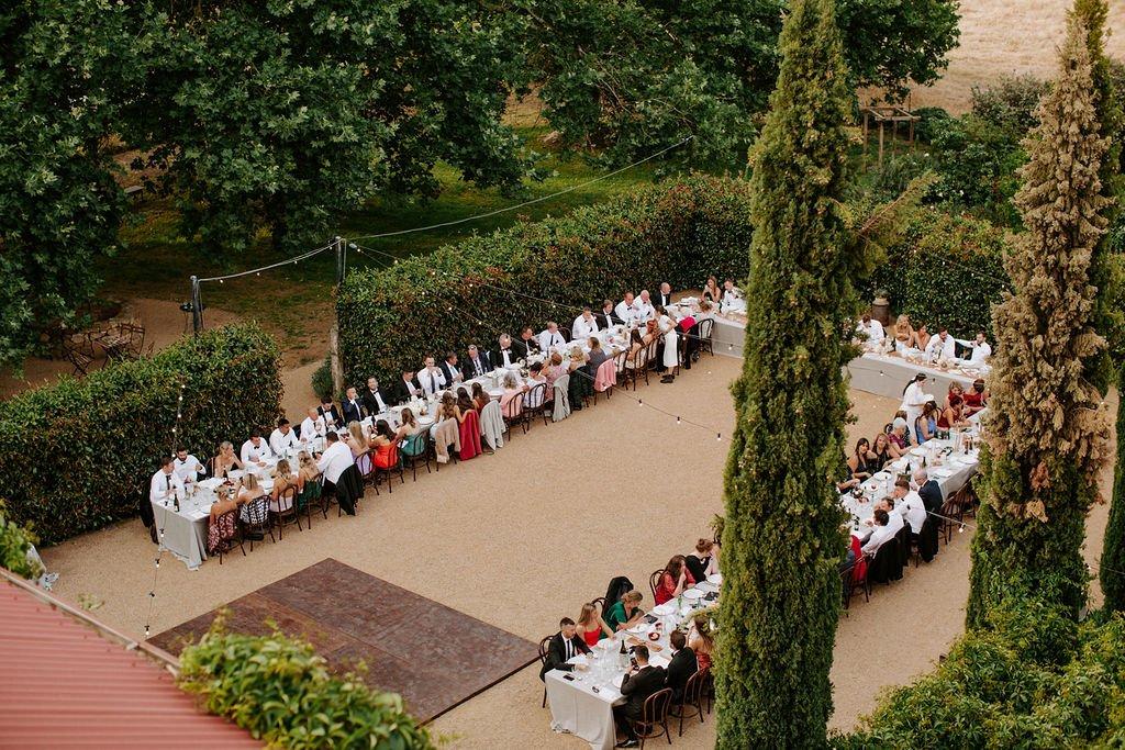 Euroa Butter Factory Wedding Reception in Victoria
