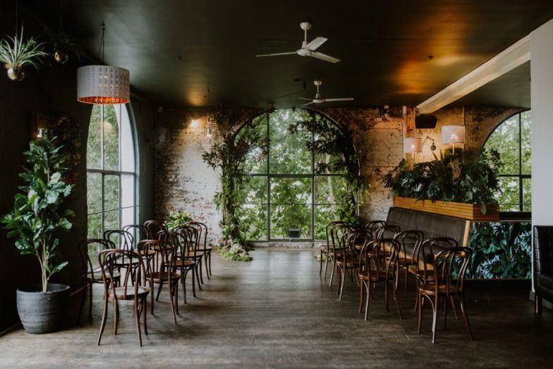 Panama Dining Room Fitzroy Wedding Ceremony Venue