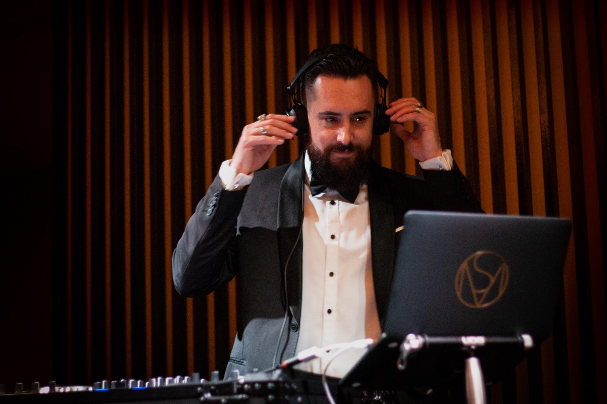 DJ Eddy Mac Melbourne Wedding