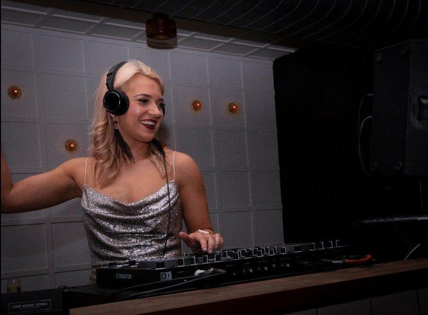 DJ Aleks Mac At Top Paddock