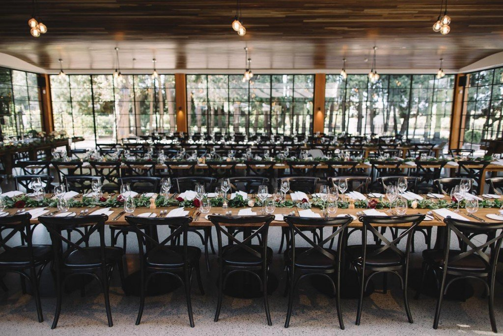 Coombe Yarra Valley Table Settingg