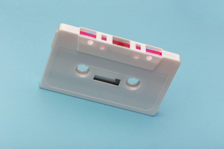 80s Music Cassette Tape