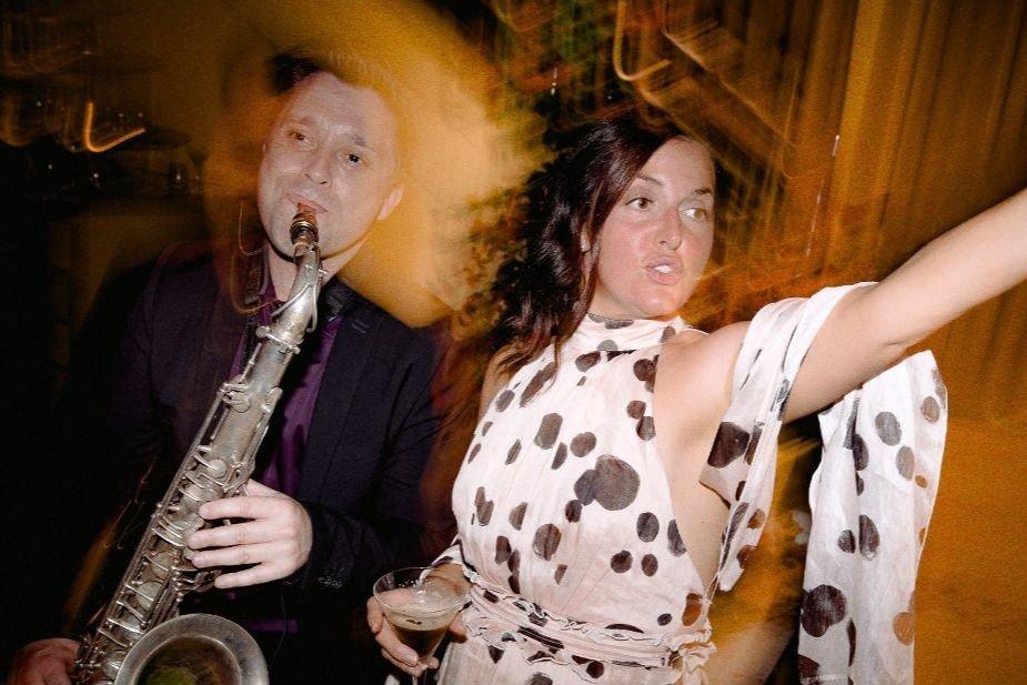 Sax Melbourne Wedding