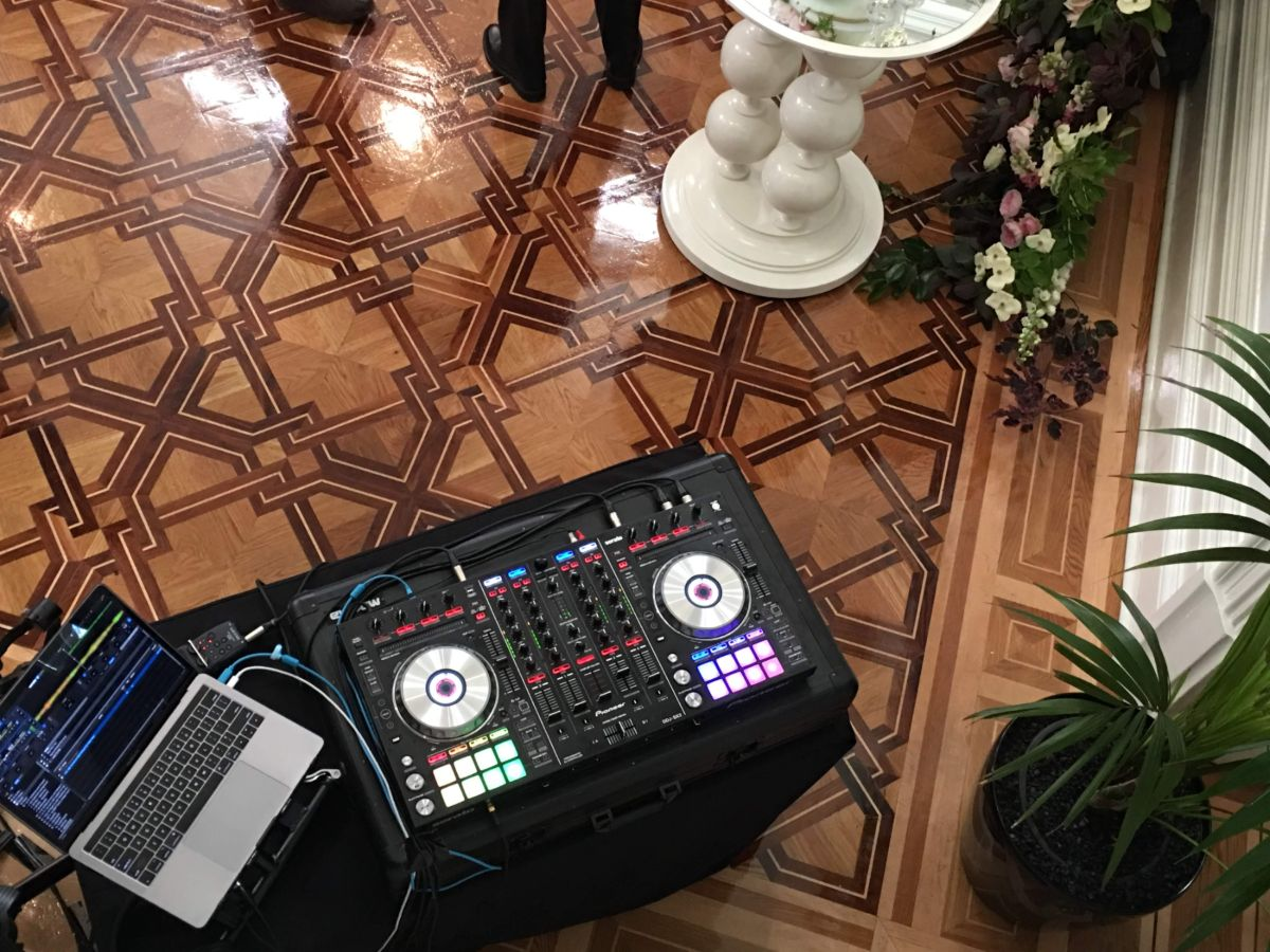 Melbourne Wedding DJ Equipment