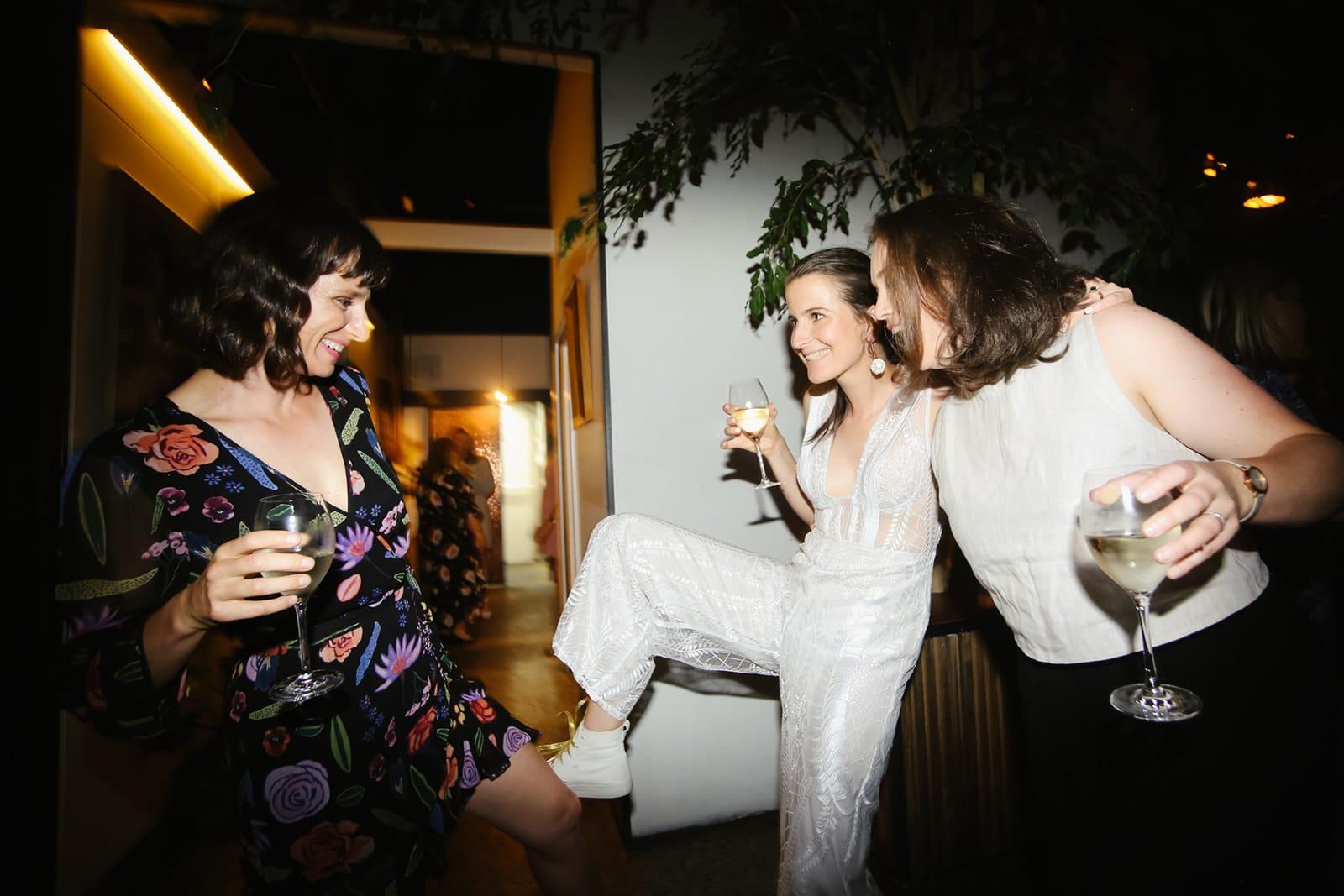 Melbourne Wedding Dancefloor